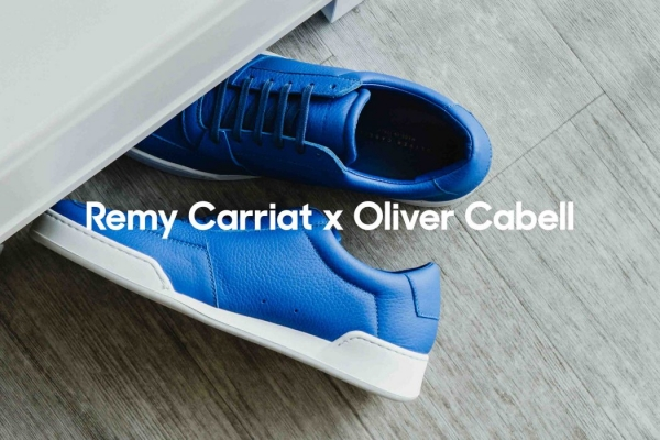 REMY CARRIAT X OLIVER CABELL SNEAKERS